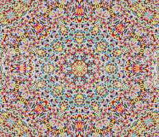 Universum Style Mandala - No. 2