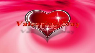 Valentines Day - Background Animation