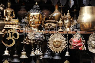 Copper souvenirs