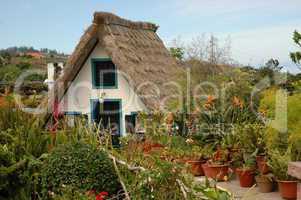 Casa de Colmo, Santana, Madeira