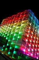 Multi Colored Building