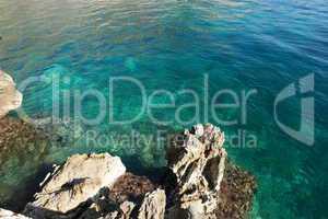 Adriatic Costline Brela