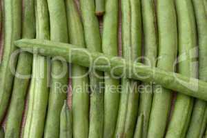 Gruene Bohnen - Green Beans