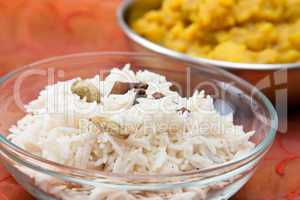 Indisches Dal Gericht - Indian Dal Dish