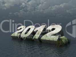 das jahr 2012