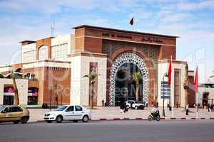 Bahnhof von Marrakesch 294