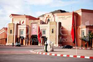Congress Palast von Marrakesch 279