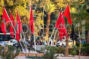 Marokko Landesflagge 274