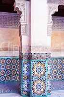 Koranschule Ben-Youssef von Marrakesch 479