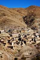Berberdorf in Marokko 652
