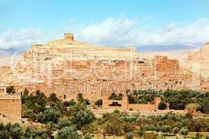 Ait Ben Haddou Weltkulturerbe in Marokko 821