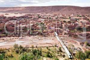 Ait Ben Haddou in Marokko 850