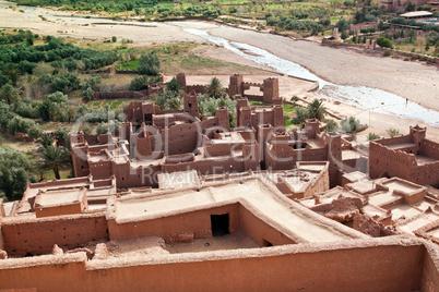 Ait Ben Haddou Weltkulturerbe in Marokko 859