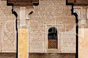 Koranschule Ben-Youssef von Marrakesch 448