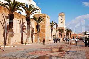 Marokanische Hafenstadt Essaouira 270