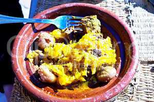 Marokko Schmoreintopf 665