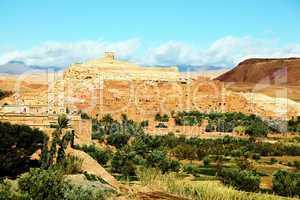 Ait Ben Haddou Weltkulturerbe in Marokko 815
