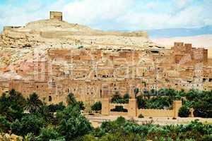 Ait Ben Haddou Weltkulturerbe in Marokko 817