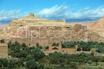 Ait Ben Haddou Weltkulturerbe in Marokko 823