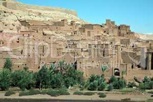 Ait Ben Haddou Weltkulturerbe in Marokko 831