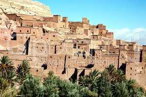 Ait Ben Haddou Weltkulturerbe in Marokko 832