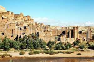 Ait Ben Haddou Weltkulturerbe in Marokko 833