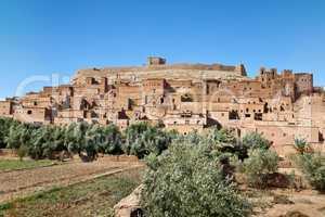 Ait Ben Haddou Weltkulturerbe in Marokko 861
