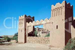 Ait Ben Haddou Weltkulturerbe in Marokko 865