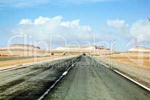 Straße in Marokko 944