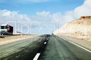 Straße in Marokko 945