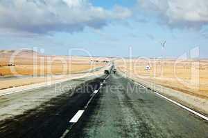 Straße in Marokko 947