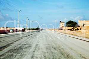 Straße in Marokko 949
