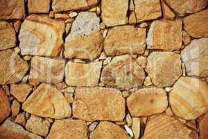 Steinmauer, 862