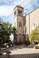 Dom von Castelmola Taormina Sizilien 826