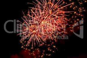 Feuerwerk - Sternenzauber 2009