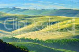 Toskana Huegel  - Tuscany hills 42