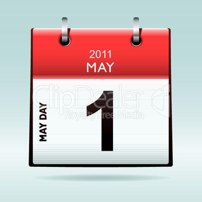May Day Calendar