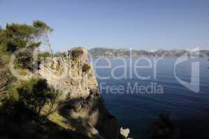 Blick zur Formentor-Halbinsel