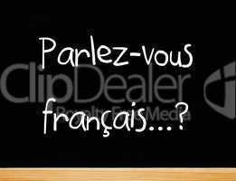 Parlez-vous français...?