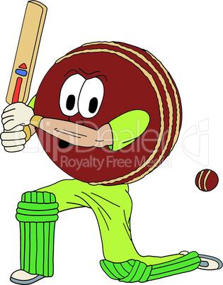 Human Cricketball