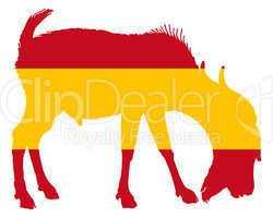 Spanish he-goat