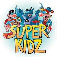 T-Shirt: Superkidz