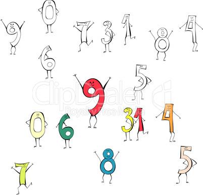 Happy numbers