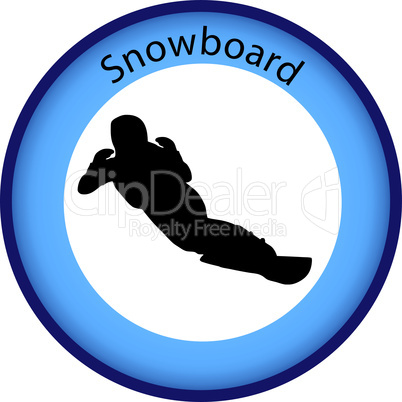 Button Snowboard