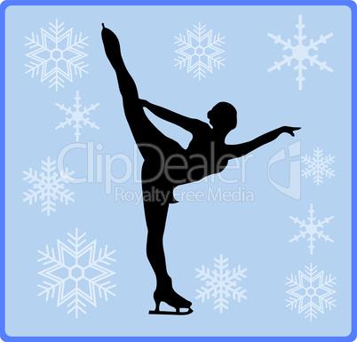 wintersport eiskunstlauf