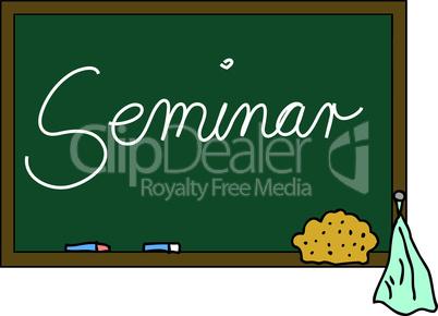 Schultafel Seminar