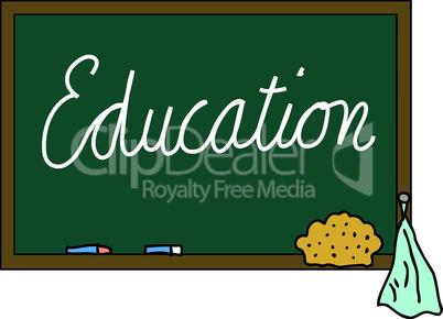 Schultafel Education