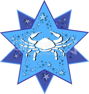 Sternzeichen Stern Krebs