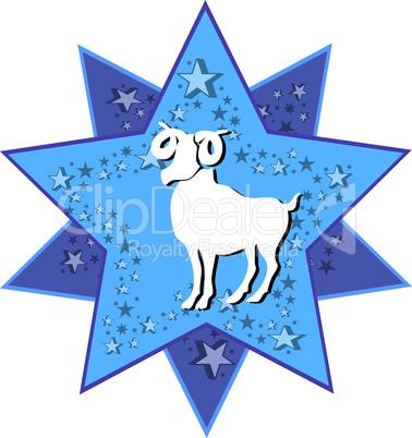 Sternzeichen Stern Widder