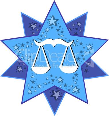 Sternzeichen Stern Waage